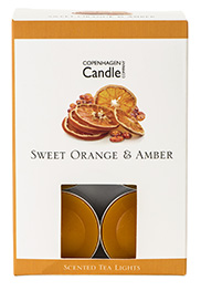 3507 Sweet Orange & Amber