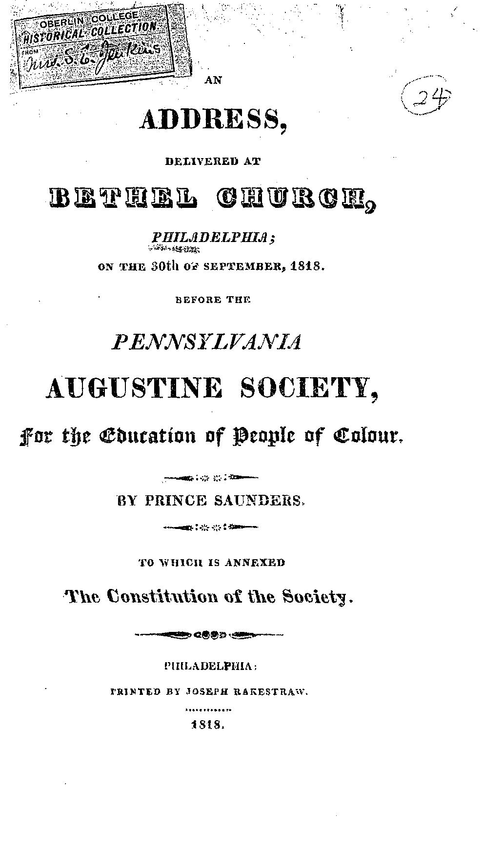 Saunders Address to Augustine Society.jpg