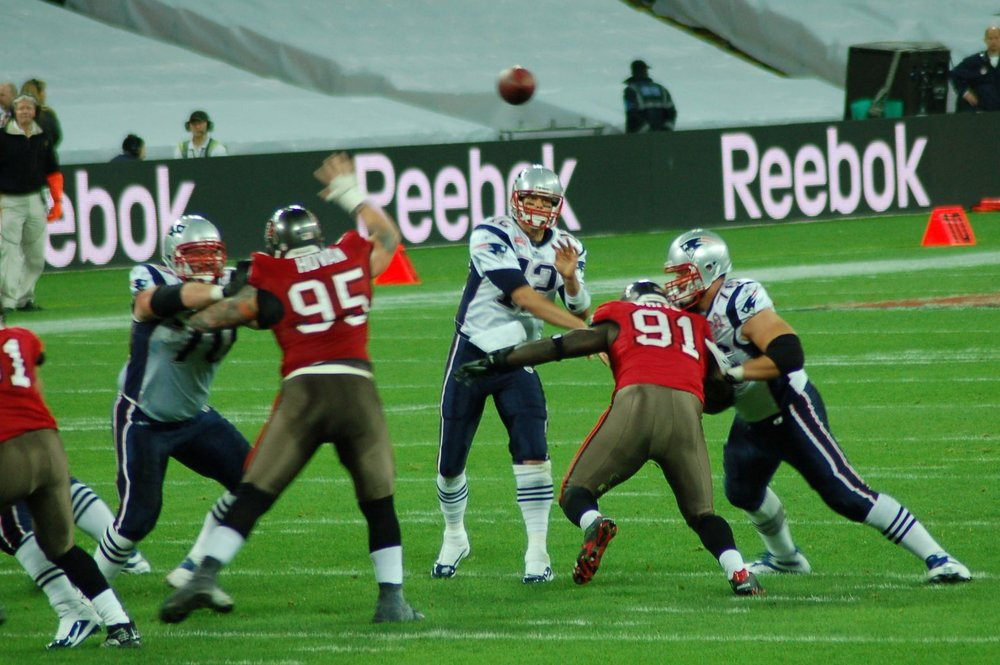 NFL Patriots v Buccaneers Wembly 25th Oct 09 070.JPG