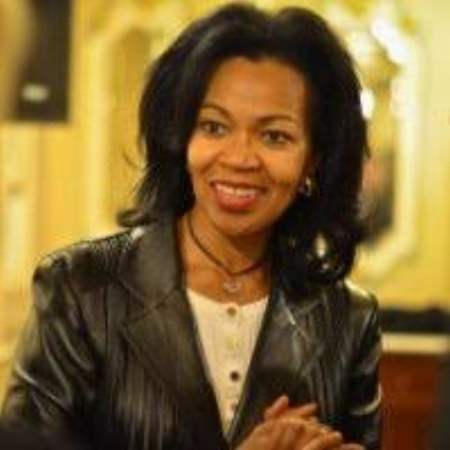 Ambassador (ret.) Gina Abercrombie-Winstanley , a 30-year diplomat with extensive experience in the Middle East and Near East