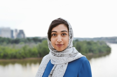 Wardah Amir is a student at George Washington University