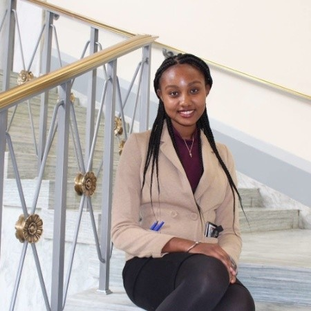 Marieme Foote - B.A, Ithaca CollegeYouth Program Board MemberWCAPS