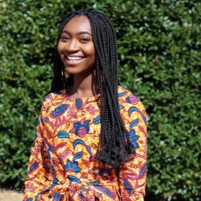 Ibilola Owoyele - Bachelor's of Science in Foreign Service (BSFS), Georgetown University Walsh School of Foreign Service, 2017Princeton-in-Africa Fellow, Assistant DirectorInstitute of Financial Management, African School