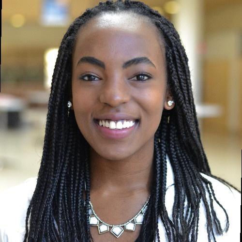 Lynrene Tiya (Africa) - B.A,American University (2019)Africa InternMcLarty Associates