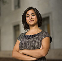 Sadaf Khan   - BA Political Science and Media and Communications UMBCMA Global Security Studies, Johns Hopkins UniversitySubcommittee Staff Director, House Foreign Affairs Committee