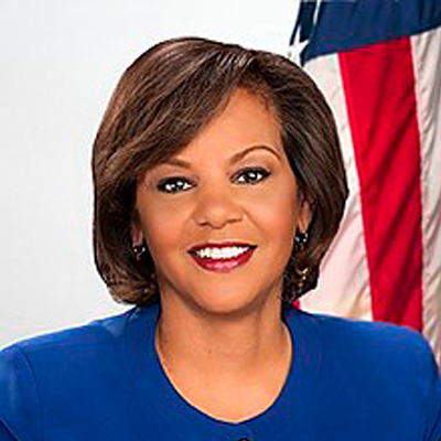 Robin Kelly - Illinois, 2nd District. House. (D)