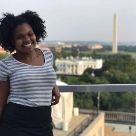 Brianna Isaacs - MA American University, International Peace and Conflict Resolution; B.A Spelman College, International StudiesField Program Division Management Intern,USAID/ OTI