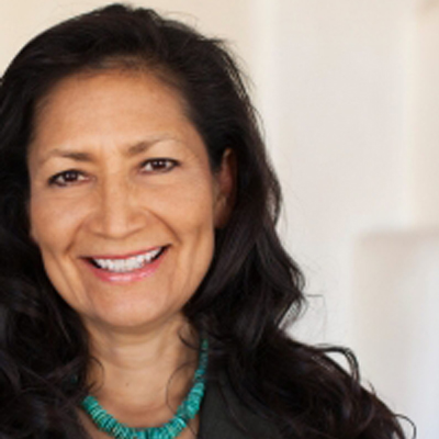 Debra Haaland - New Mexico, 1st District. House. (D)
