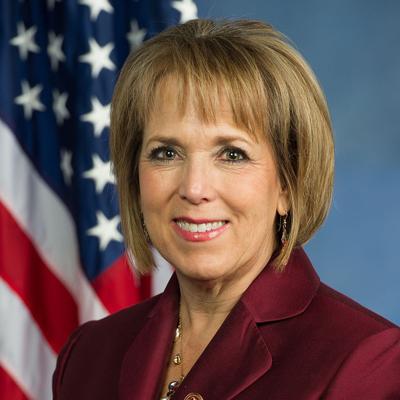 Michelle Lujan Grisham - New Mexico, Governor. (D)