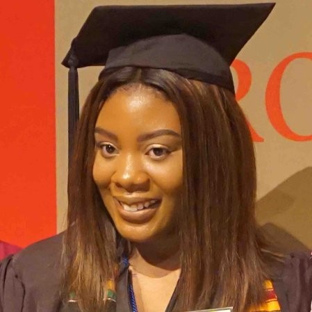 - BA, Africana Studies Brown UniversityAssistant Director of Admissions at The Johns Hopkins University - School of Advanced International Studies (SAIS)