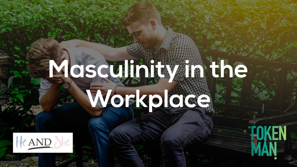 Events  - We're regularly asked to speak at conferences and have a database of Token Men who speak on panels around gender inclusion and diversity. We also organise our own events with our next event on 19th November to discuss Masculinity in the Workplace. More details and tickets  HERE .