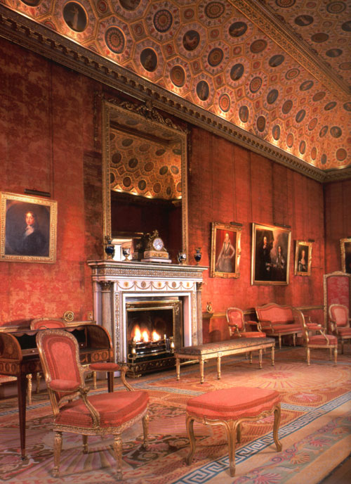 Red Drawing Room - Syon House