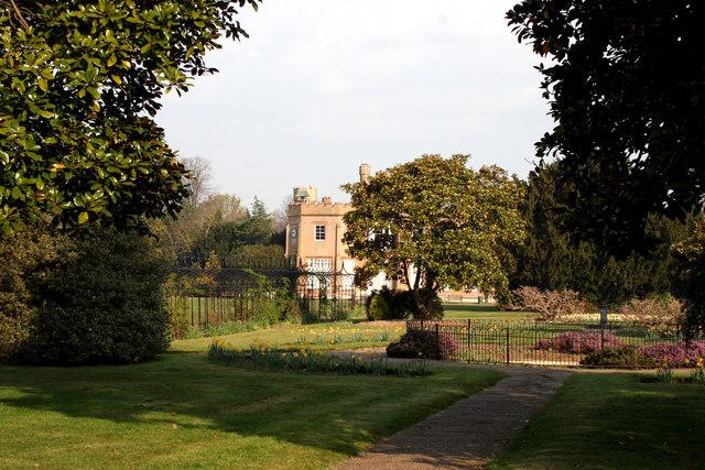 Wedding at Nonsuch Mansion - Gardens