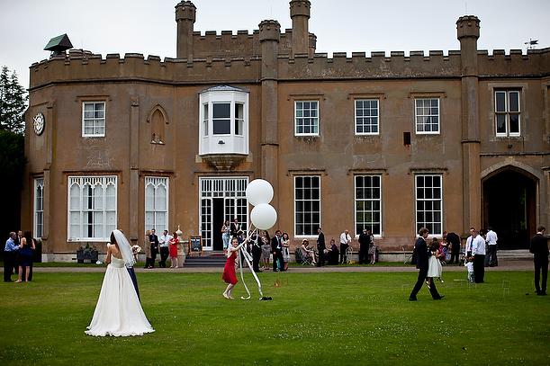 Wedding at Nonsuch Mansion