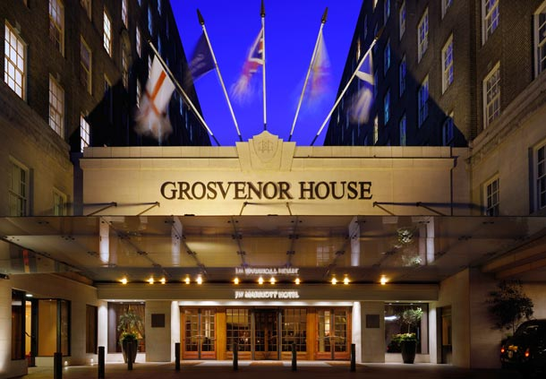Grovsenor House, Park Lane, London