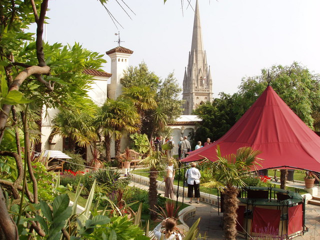 Kensington Roof Gardens London