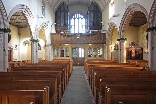 Saint Monicas Catholic Church Enfield