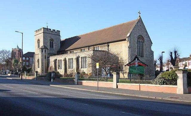 Saont Monicas Catholic Church North London