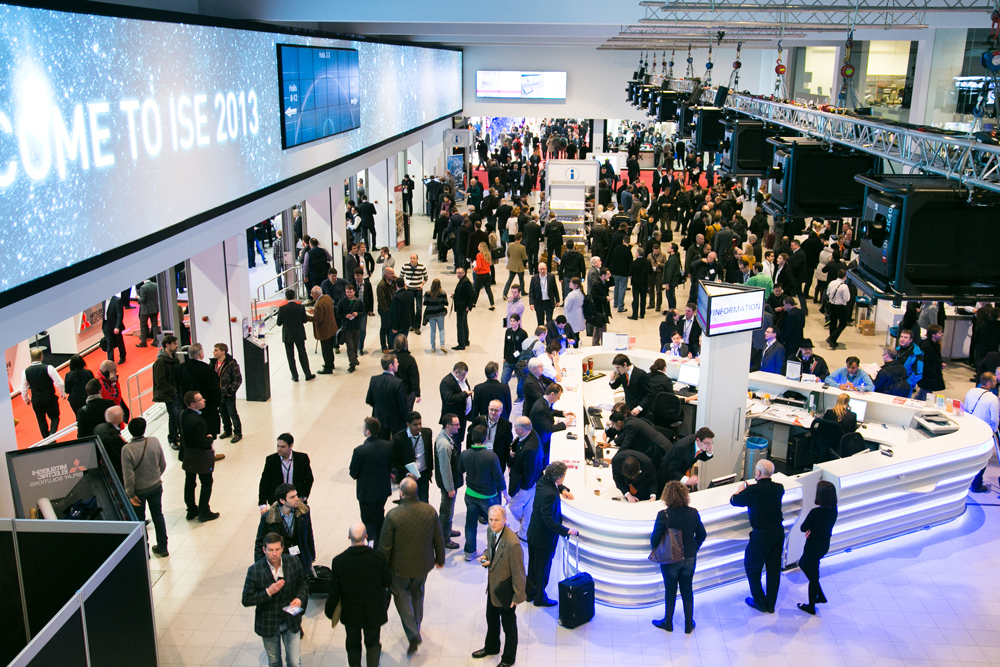 ise trade fair and show amsterdam