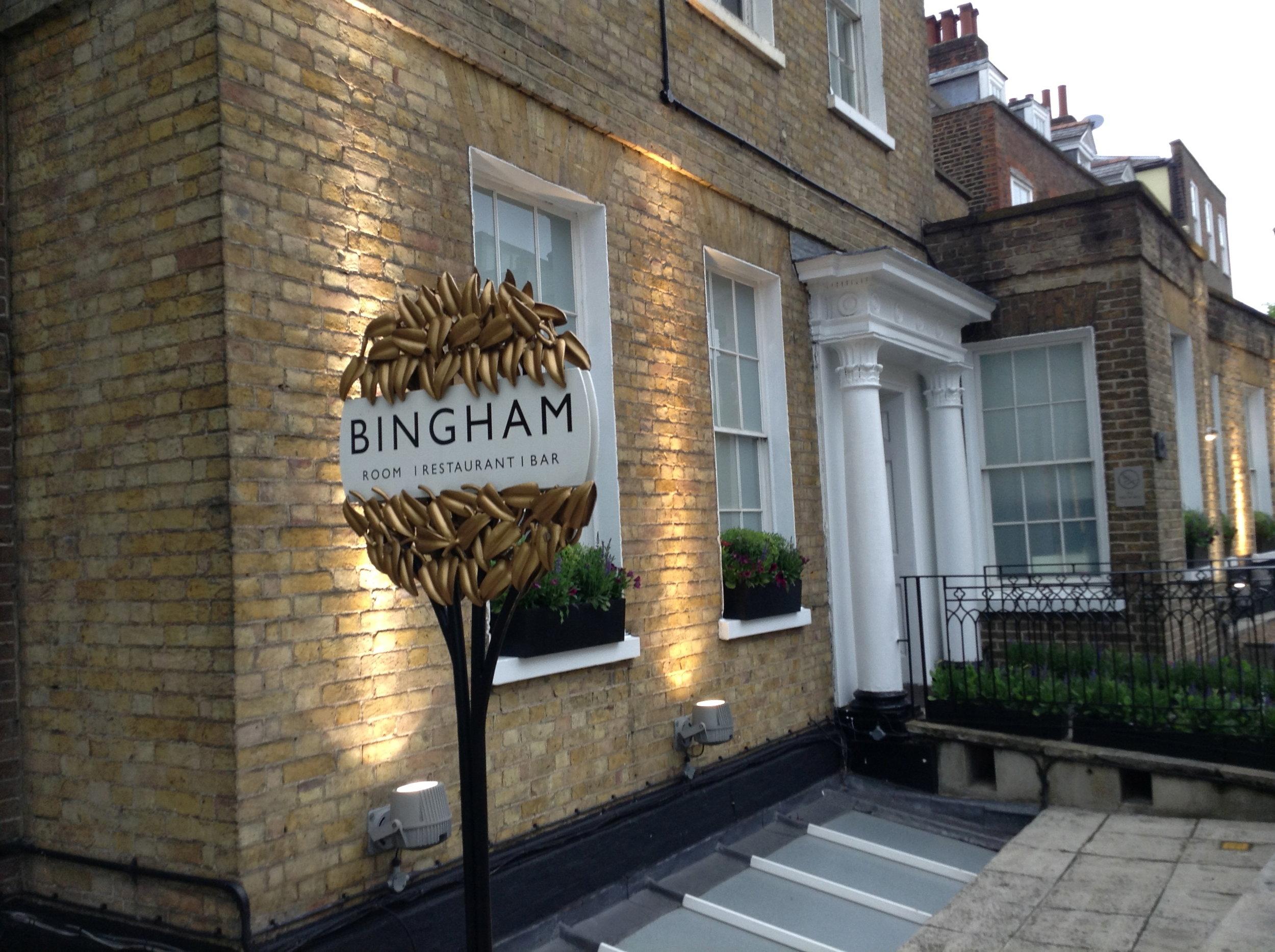 Bingham Hotel Richmond Classical Guitarist