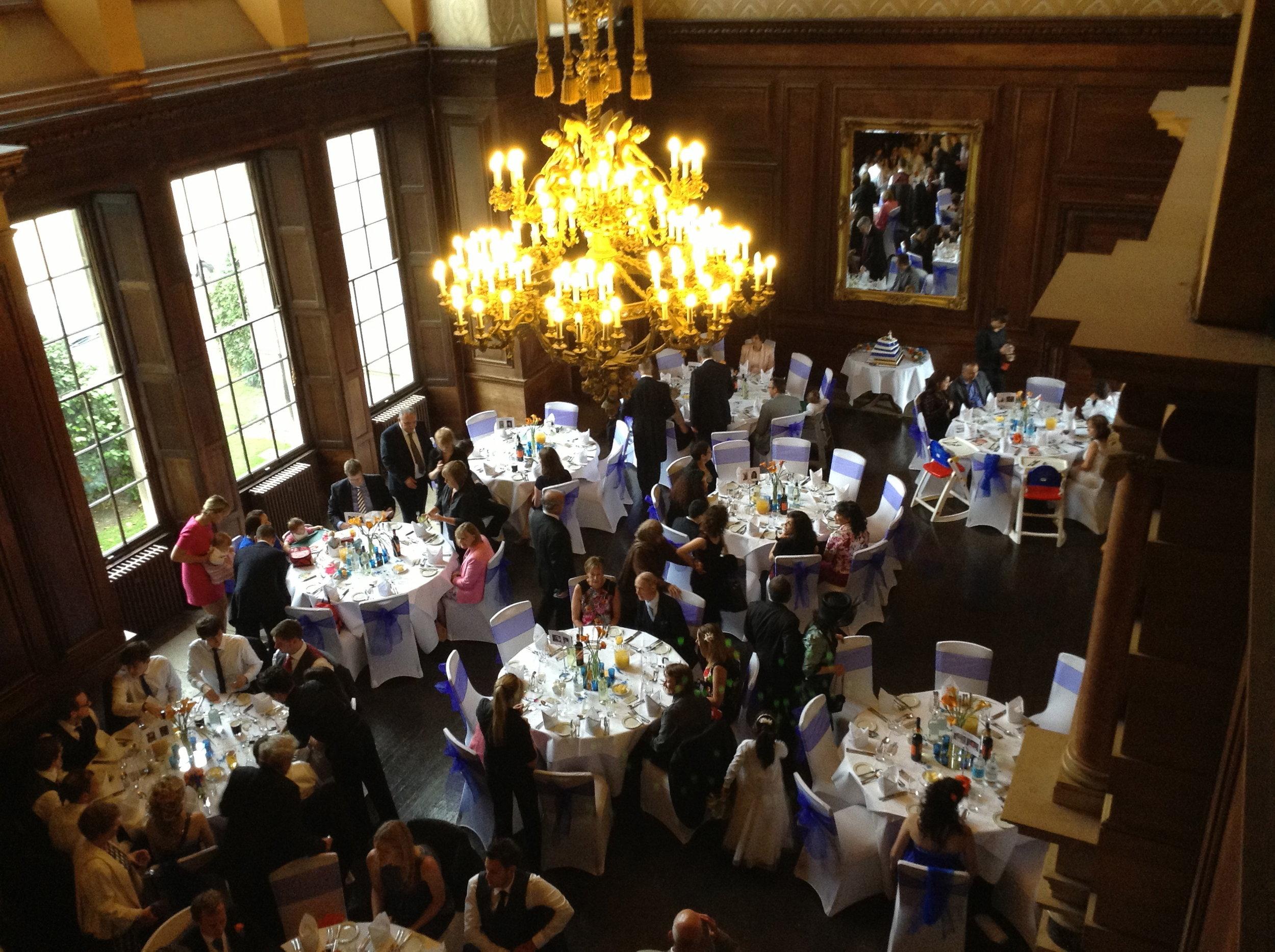 Addington Palace Surrey Wedding