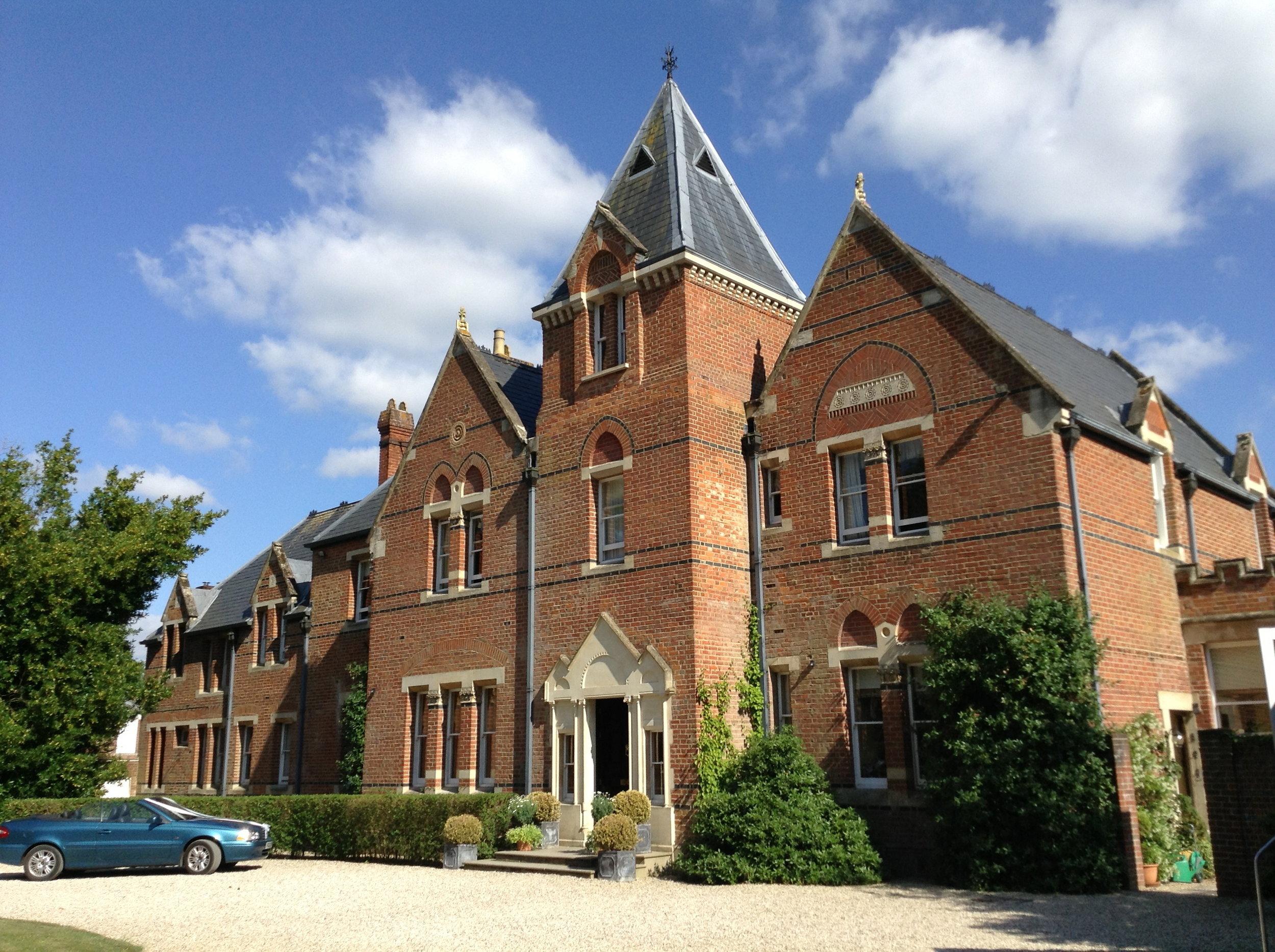 Little Park House Brimpton