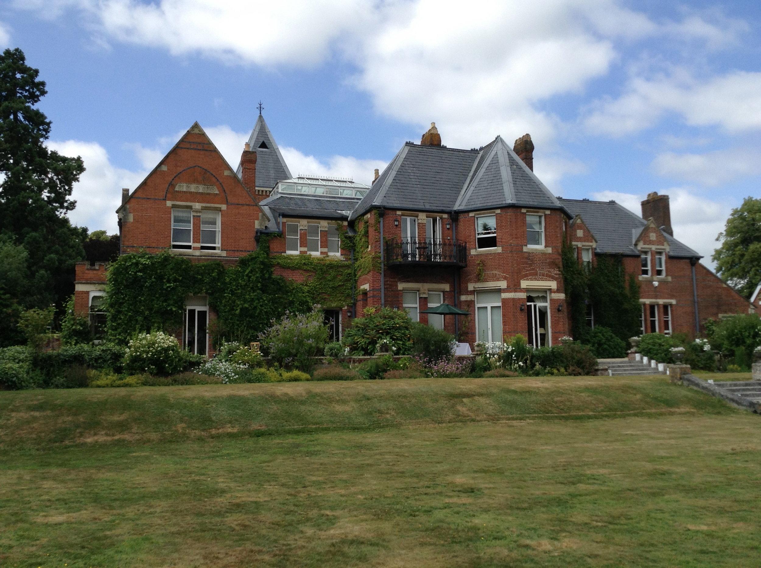 Little Park House Near Reading