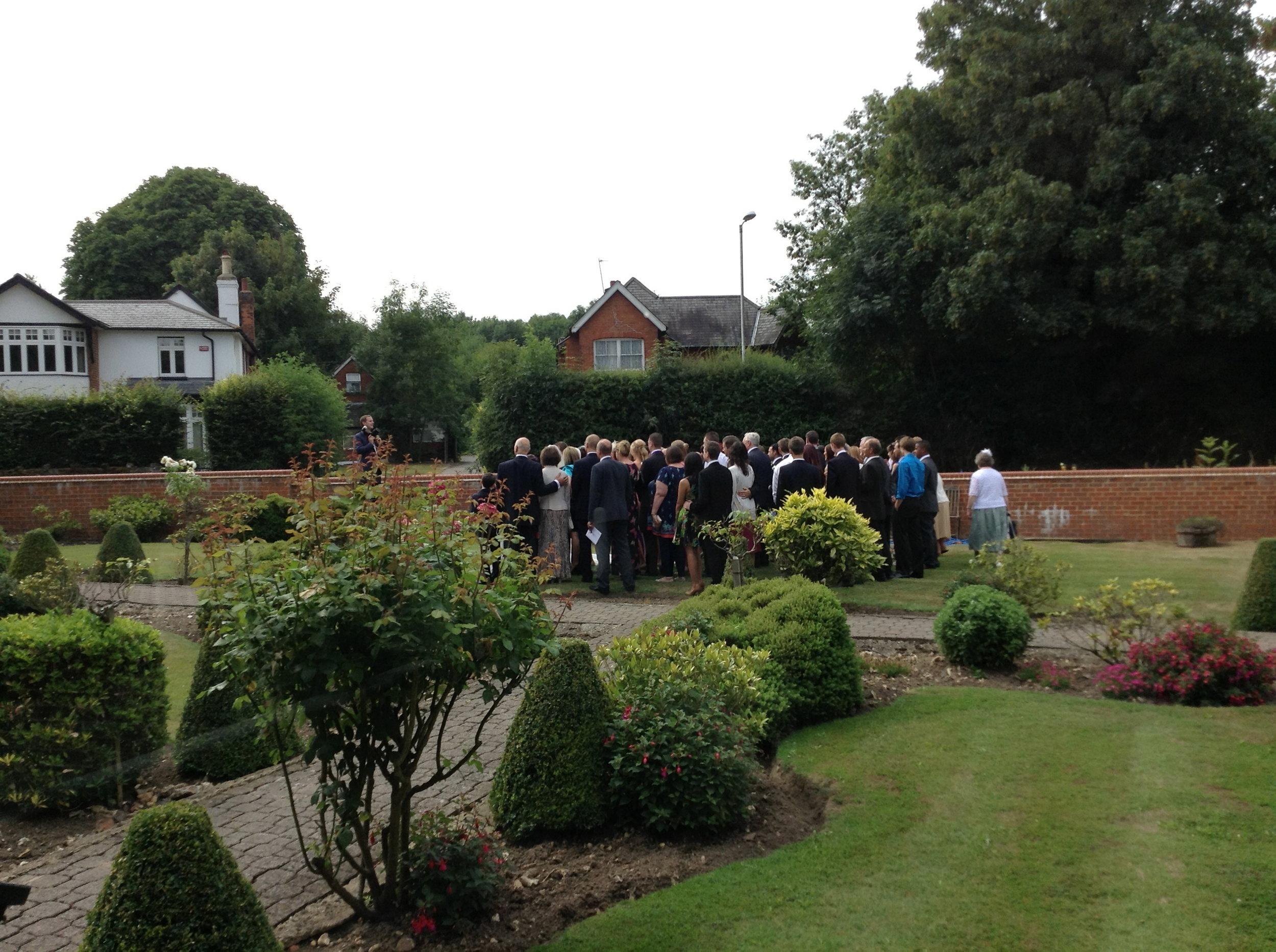 Wedding Photos at Donnington