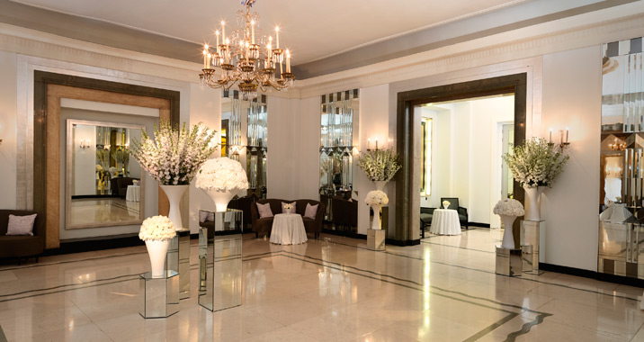 Claridges Ballroom London