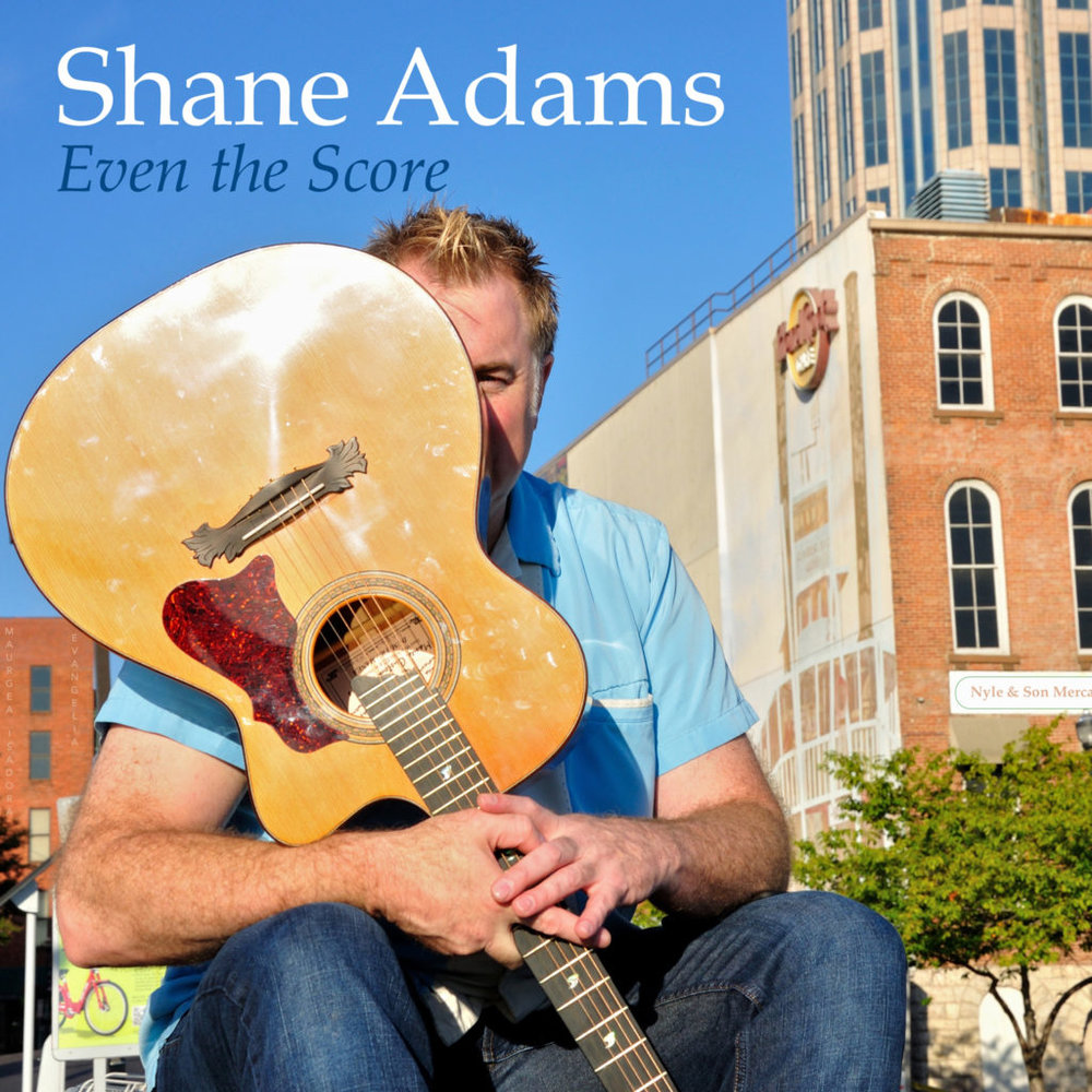 Shane Adams - Even the Score LP (2017)Original Instrumental Compositions from a Collection of Various SoundtracksProduced and Arranged by Shane Adams for Artist Accelerator