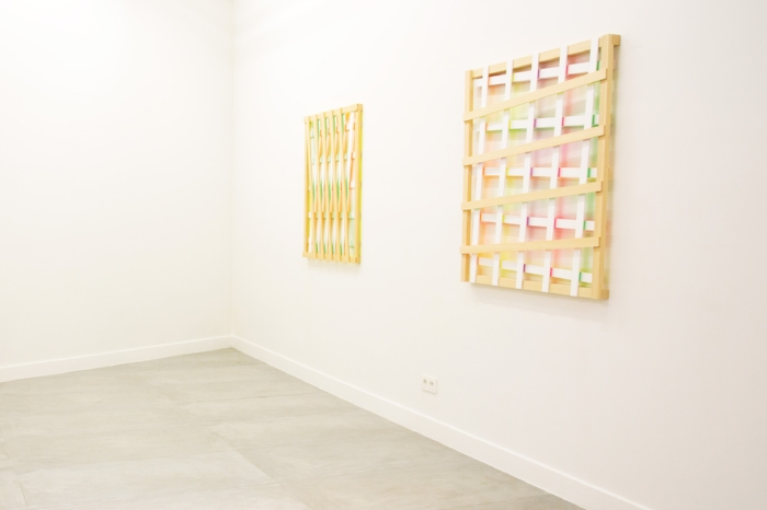 Exhibition view 'Therefore, everything is light' Barbé Urbain gallery, Ghent