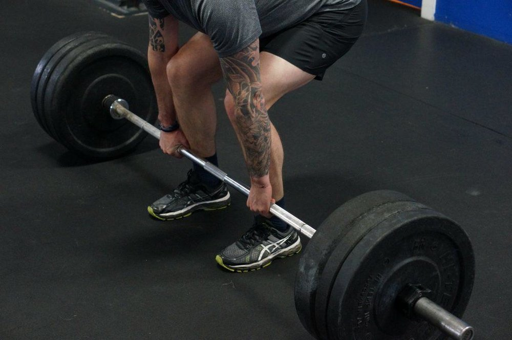 Lifting weights is just part of the puzzle for a great life