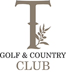 T-Golf & Country Club Logo
