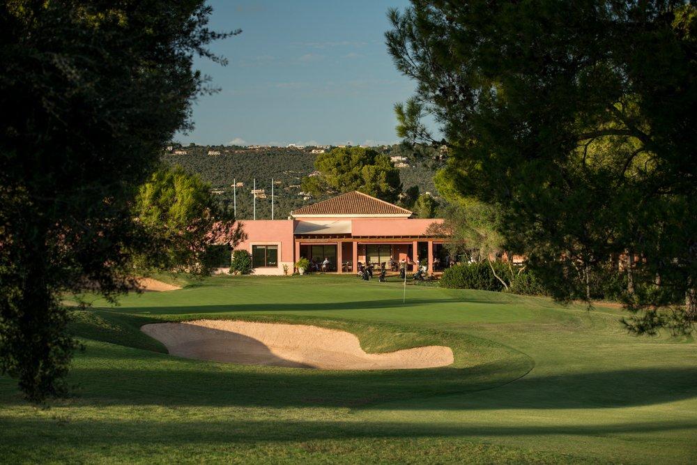 Clubhouse - Golf Park Mallorca