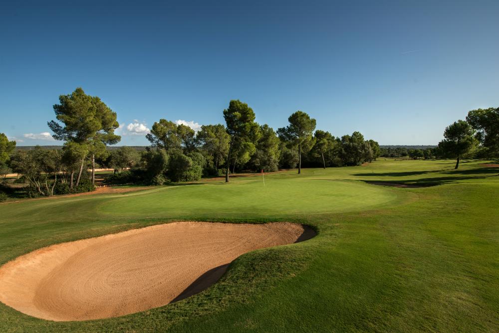 Bunker - Golf Park Mallorca