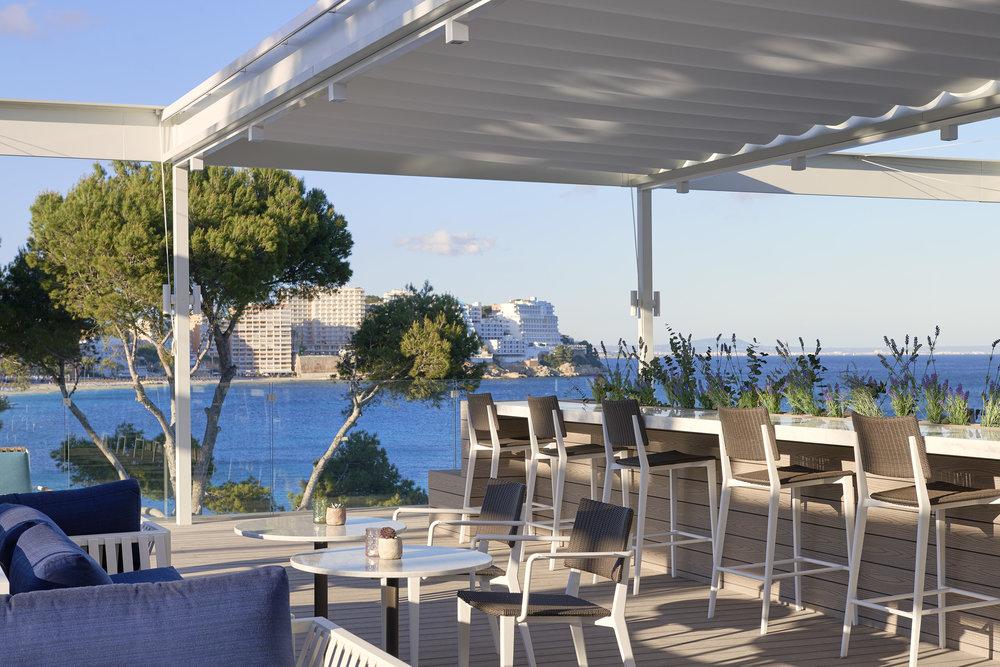 Melia Calvia Beach - Terrace