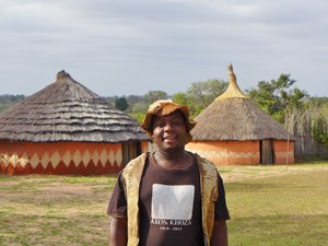 Visit To A Traditional South African Village