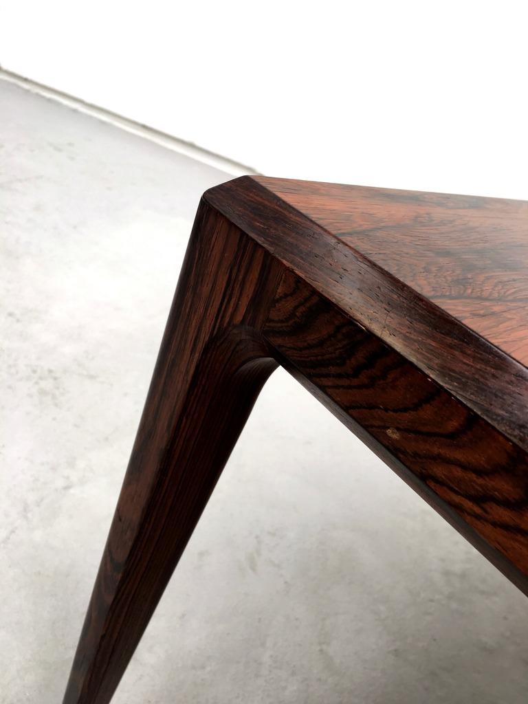 Danish Rosewood Coffee Table by Johansen Andersen — Unit 6 Interiors
