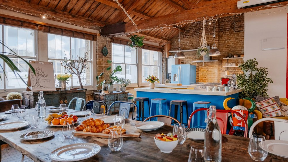 Shoreditch-Treehouse-Breakfast-at-table-Corperate-Hire.jpg