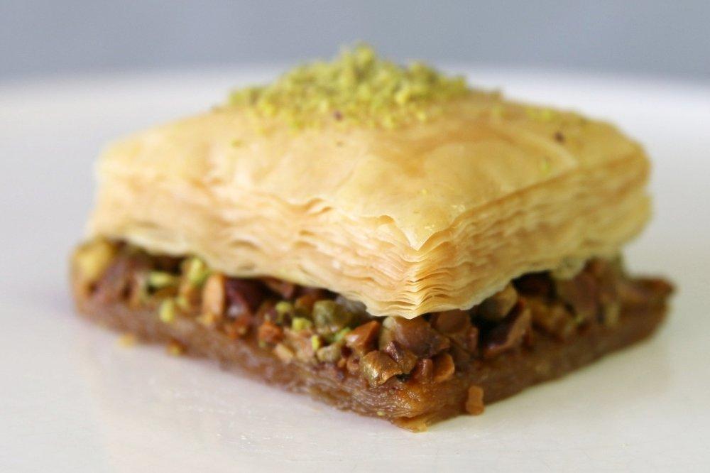 Crunchy Pistachio -