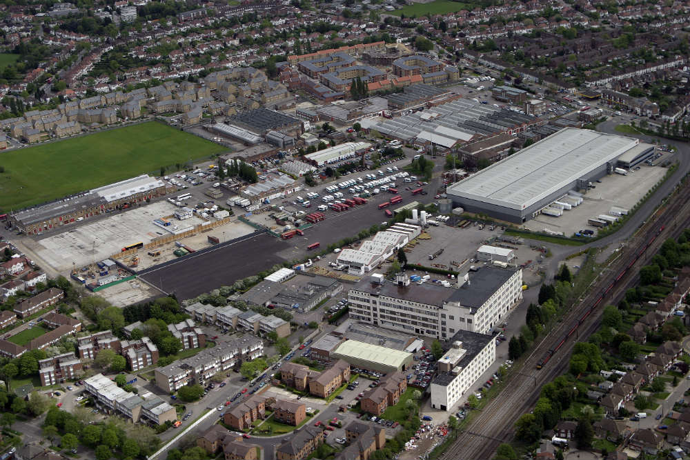 Aerial view of warehouses in Wembley - NW London Commercial.jpg