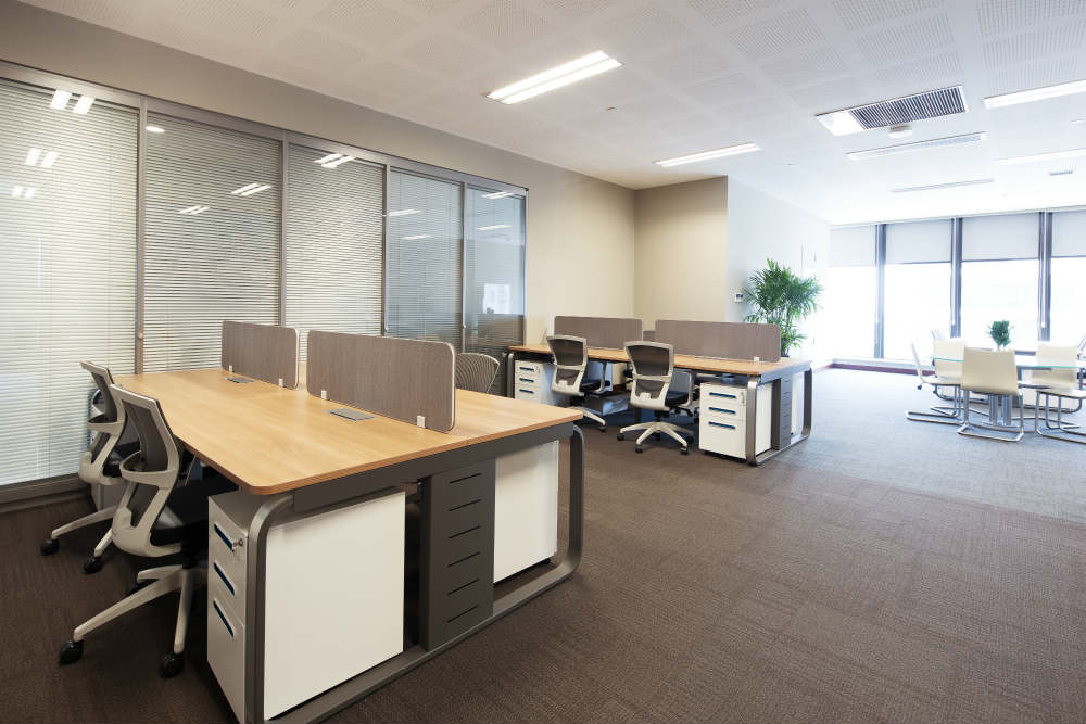 Office space - Our offices are available in a range of sizes and come unfurnished, providing you with a blank canvas to tailor the space to your needs.
