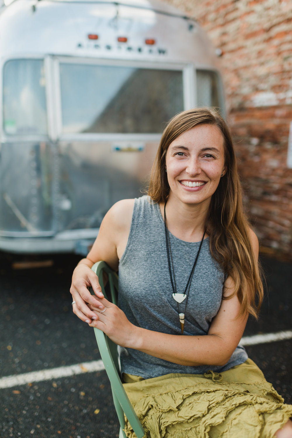 Owner and founder, Allie Emerick.