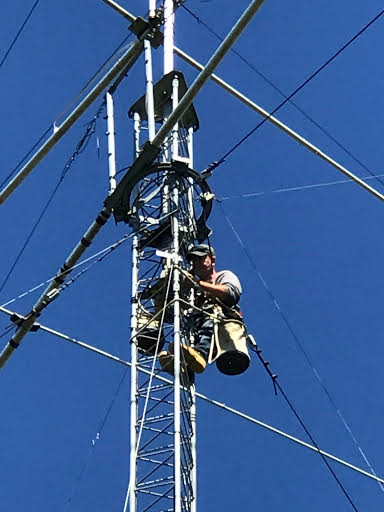 - Ray W2RE replacing an Orion 2800 at 100'.