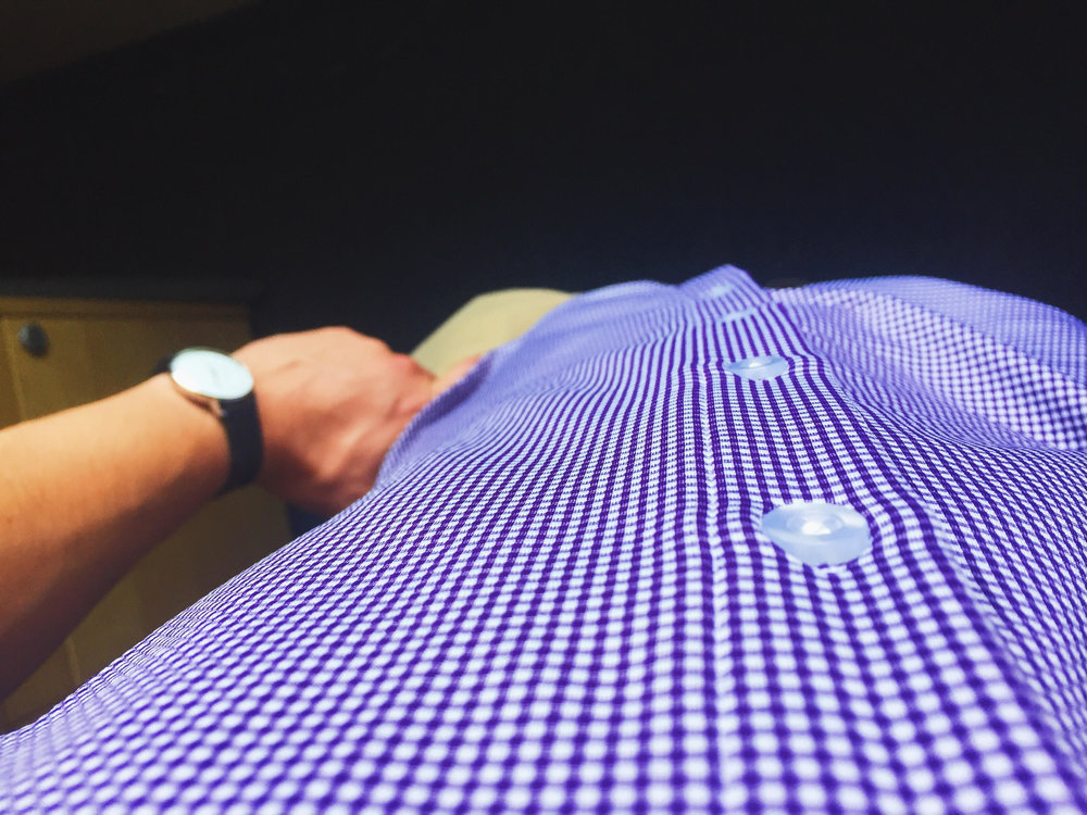 Mizzen + Main  - Have They designed the perfect dress shirt?