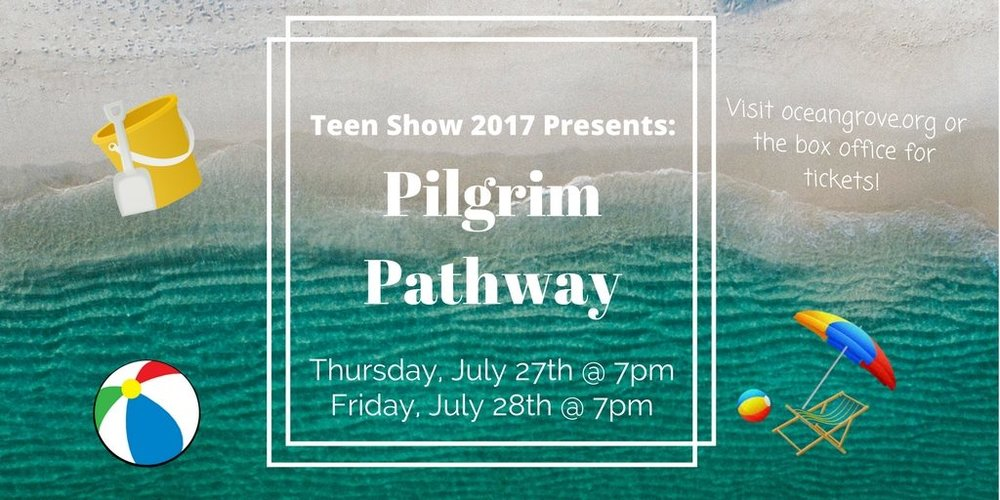 Wrote script and composed score for a full length musical, commissioned by the Ocean Grove Dramatics Program. Performedto sold out crowds of over 800 audience members.  - Musical - Pilgrim Pathway