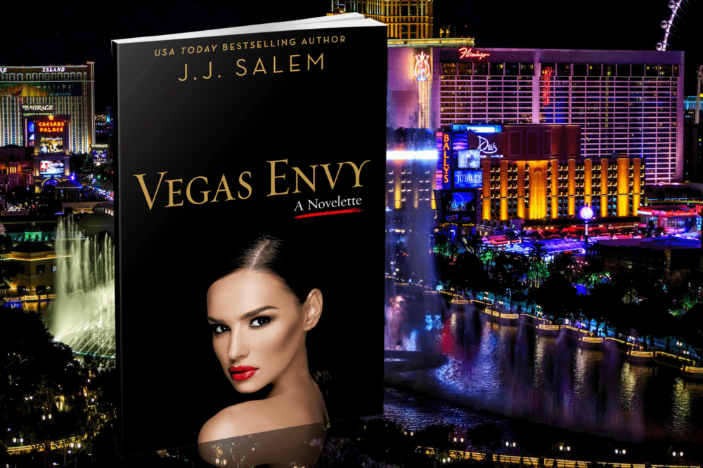 A Star Takes The Ultimate Gamble . . . - But you don't have to. Click here to download my FREE novelette, Vegas Envy, a scandalous, one-night-only tale about a star's crisis in Sin City.