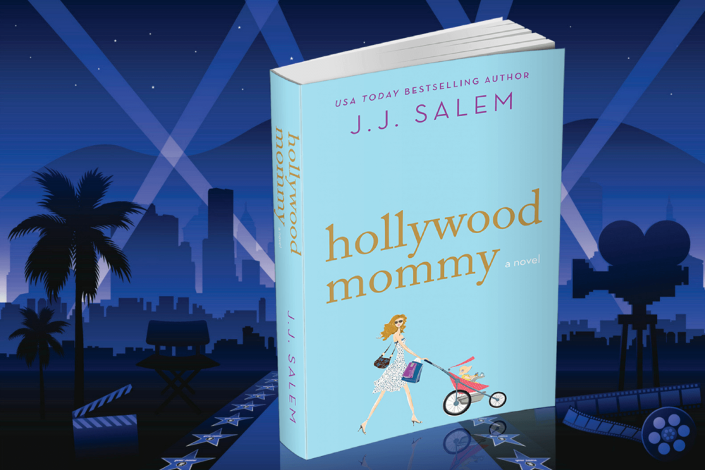 Lights . . . Camera . . . Diapers! - Go behind the velvet rope for a sneak preview of my new novel, Hollywood Mommy. You'll get the first two chapters, an exclusive link to my celebrity baby match game, plus a chance to win a Lulu Guinness patent leather clutch that's fit for a star!