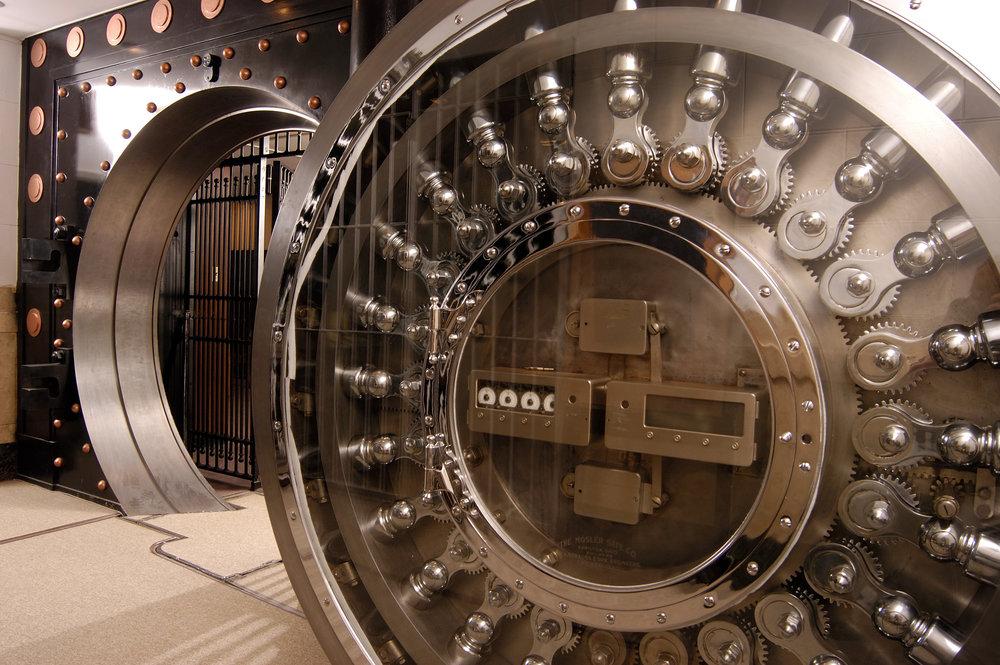 Vault Storage -