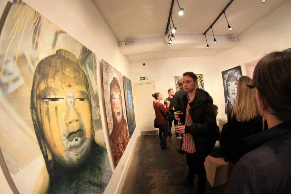 cueB Gallery